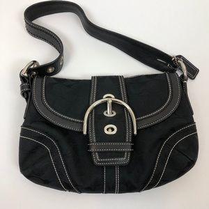 Coach Black Soho Handbag  / Hobo Bag